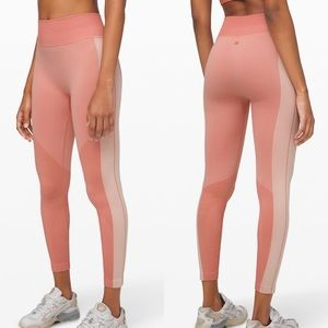 Lululemon Athletica Ebb to Train Tight Abstract